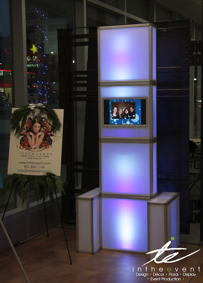 LED Video Tower Equality Utah In The Event Sponsors Equality Utah Holiday Soirée Equality Utah Holiday Party 97