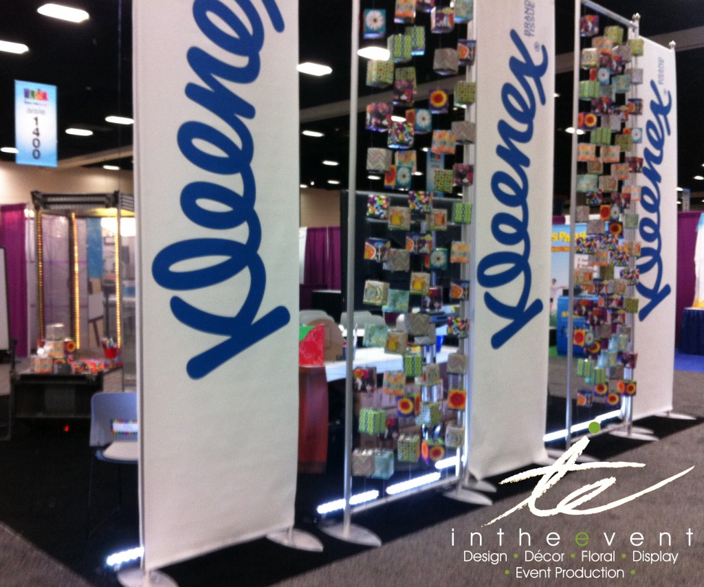 Kleenex  Kleenex Winning 'Best in Show' for Kleenex Brand Graphics Product Display