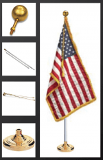 Flag Pole Set | Event Rentals