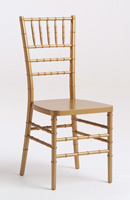 Gold Chivari Chair | Event Rentals