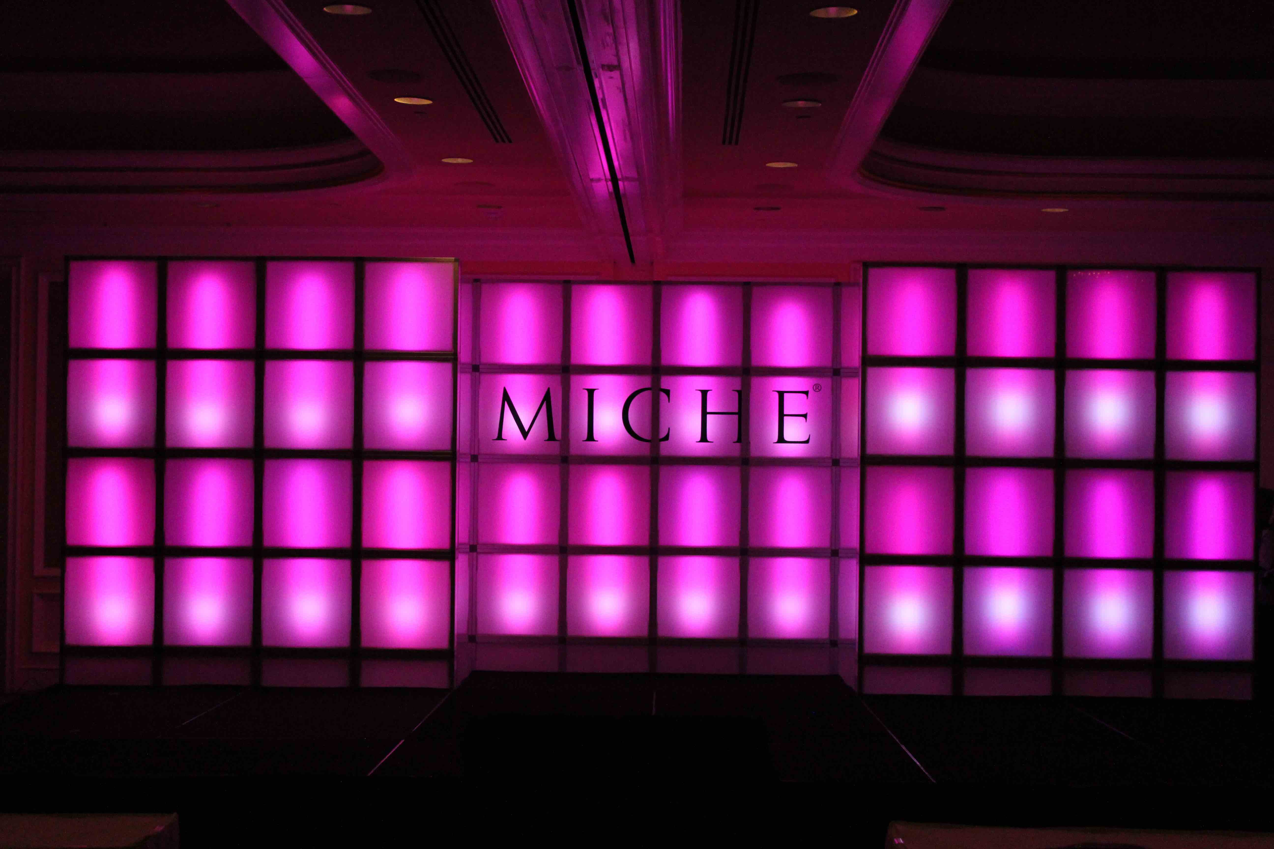 LED Wall Panel | In The Event | Premier LED Event Rentals on Led Wall id=60062