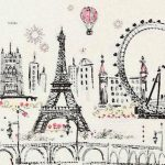 Paris Sketch | Event Rentals
