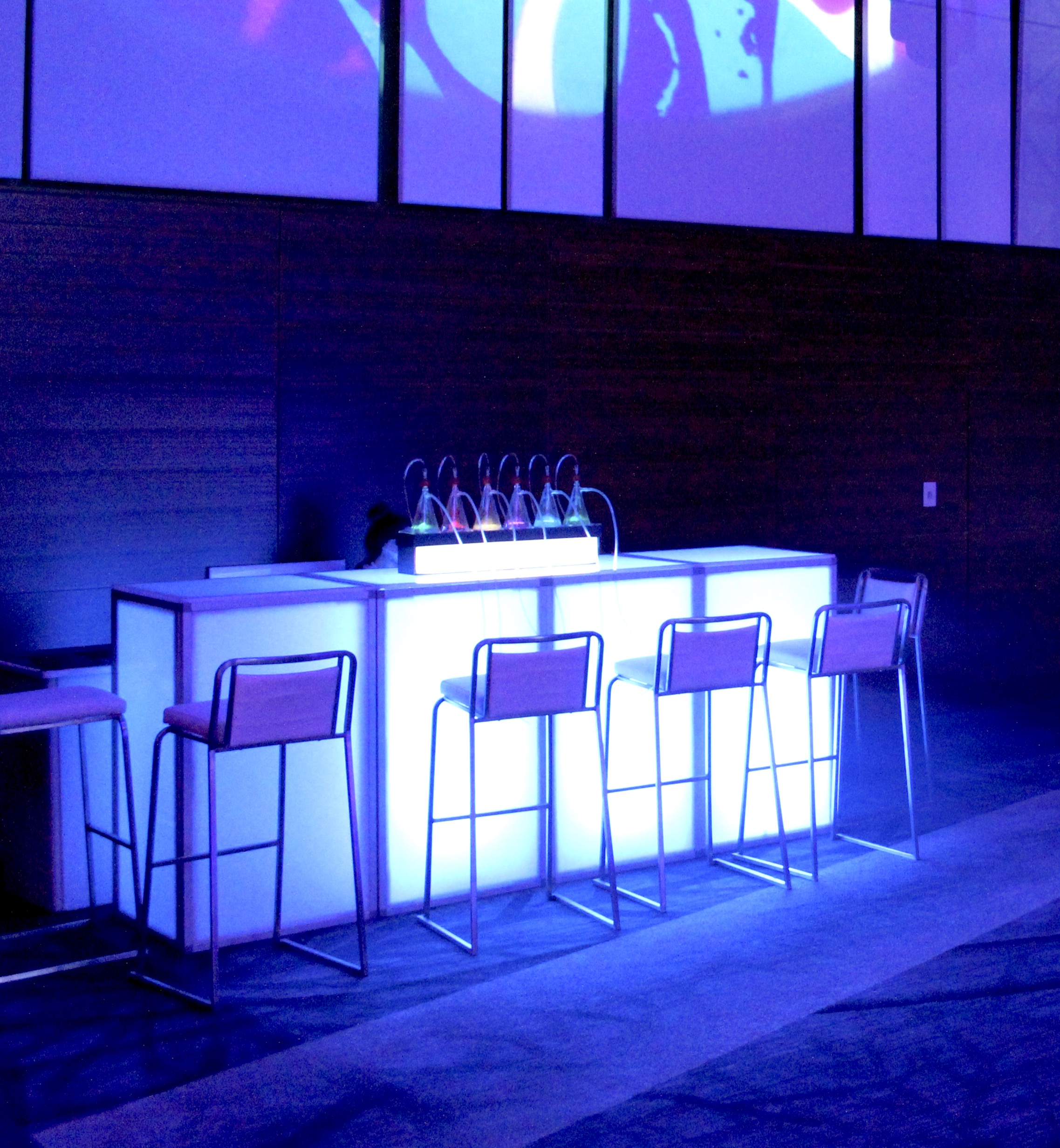 Oxygen Bar In The Event