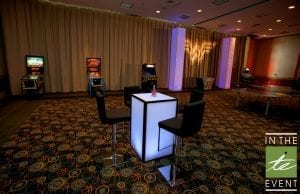 Event Design Decor Utah Rental Arcade Games