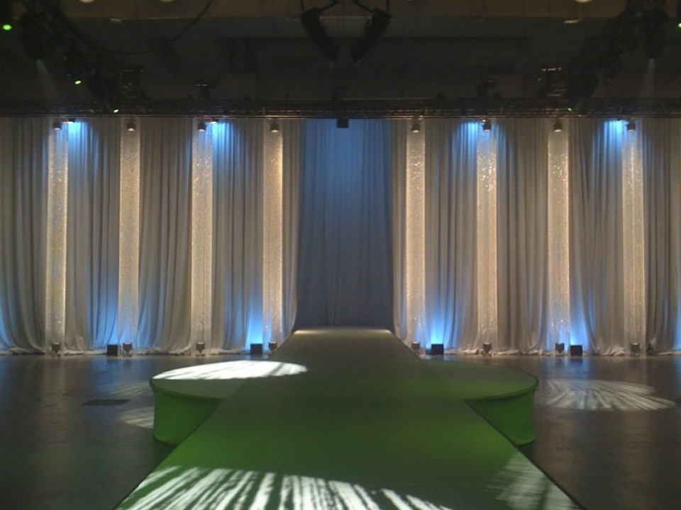 fashion show runway design