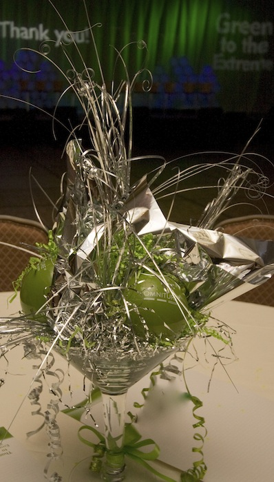 custom design centerpiece