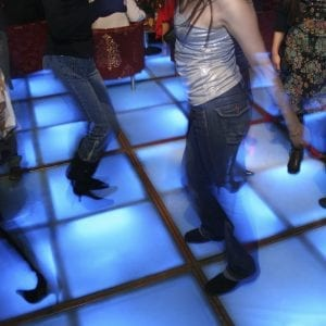 dance night club led furniture Beginner's Guide to Using LED Furniture at Your Next Event LED Dance Floors and Runways