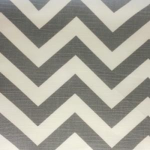 Cool Grey Chevron