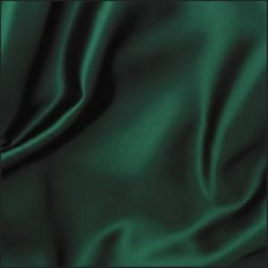 Forest Green Satin
