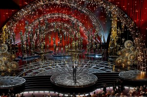 2015-Oscars-Stage-Design Edison Style On Trend - Vintage Edison Style Bulbs 2015 Oscars Stage Design1