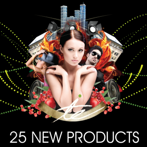 New Products Catalogue New Products 25 New Products! 25 New ITE Products