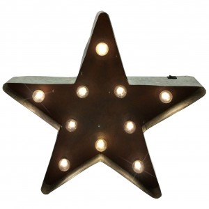 LED Wireless Marquee Star