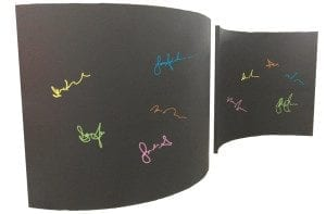 Curved-Chalk-Walls office party 5 Fun Office Party Essentials Curved Chalk Walls