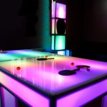 Game Rentals for Parties | LED Ping Pong