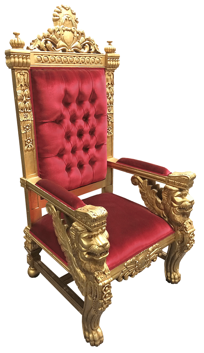 Throne | Event Rentals