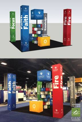 product booth design