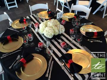 table centerpiece flower arrangment