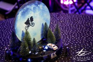 E.T. table decoration