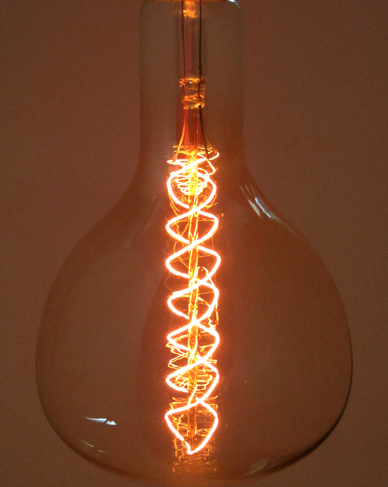 Oversized Edison Bulbs In The Event