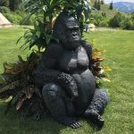Gorilla Decoration | Event Rentals