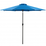 Blue Market Umbrella