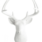 White Deer Head