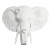 White Elephant Wall Mount