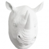 White Rhino Wall Mount