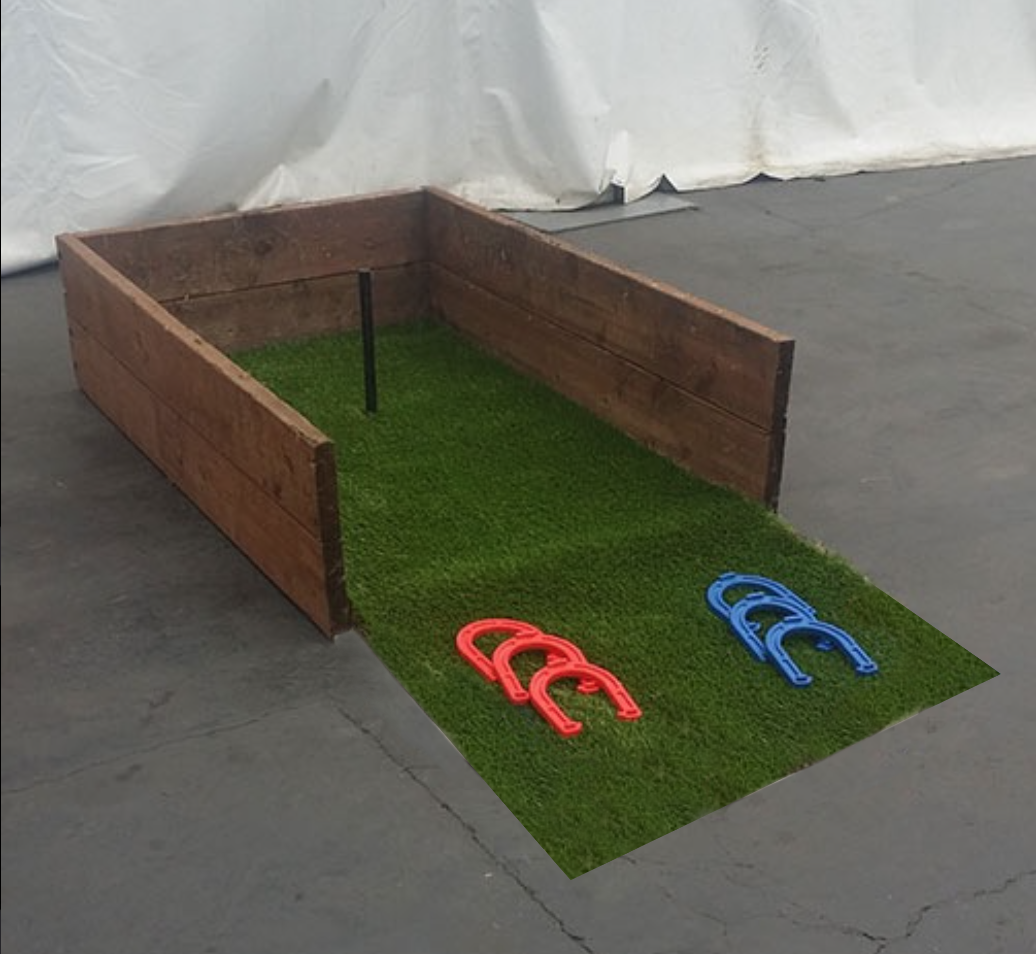 Event Games | Horseshoes