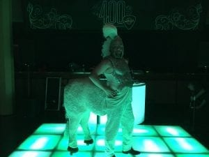 Sean Leslie | LED Halloween Party  led LED Glow Party | Halloween Edition Centaur 01