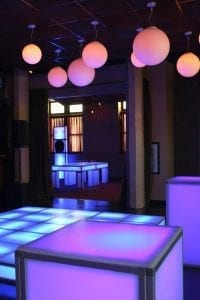 In The Event | Halloween Party  led LED Glow Party | Halloween Edition Dance floor