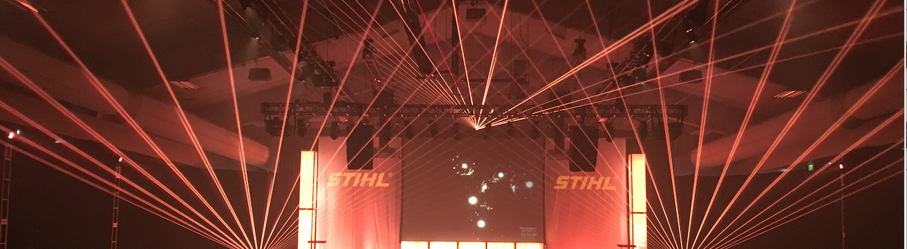 STIHL Series | Event Lighting