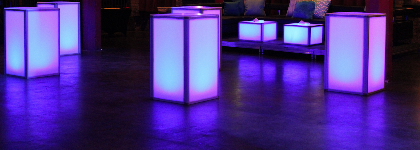 Hosting Fun and Safe Events | LED Decor