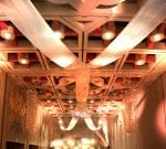 In The Event | Ceiling Swags