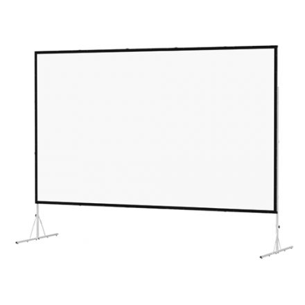 Projector Screen Rental | Fast fold Screen