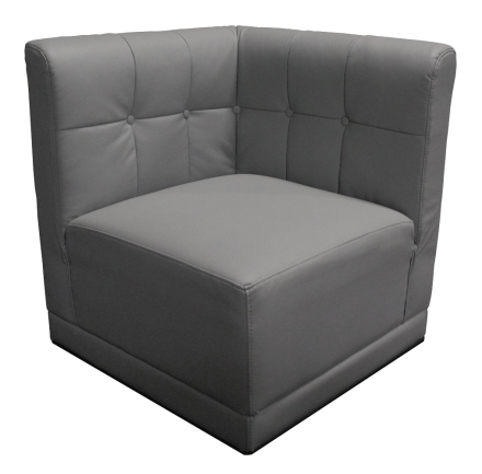Event Chair Rental | Corner Chair (Front)