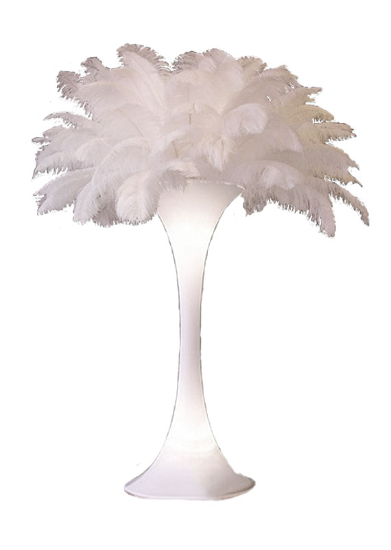 Decoration Rentals for Events | Spandex Feather Towers