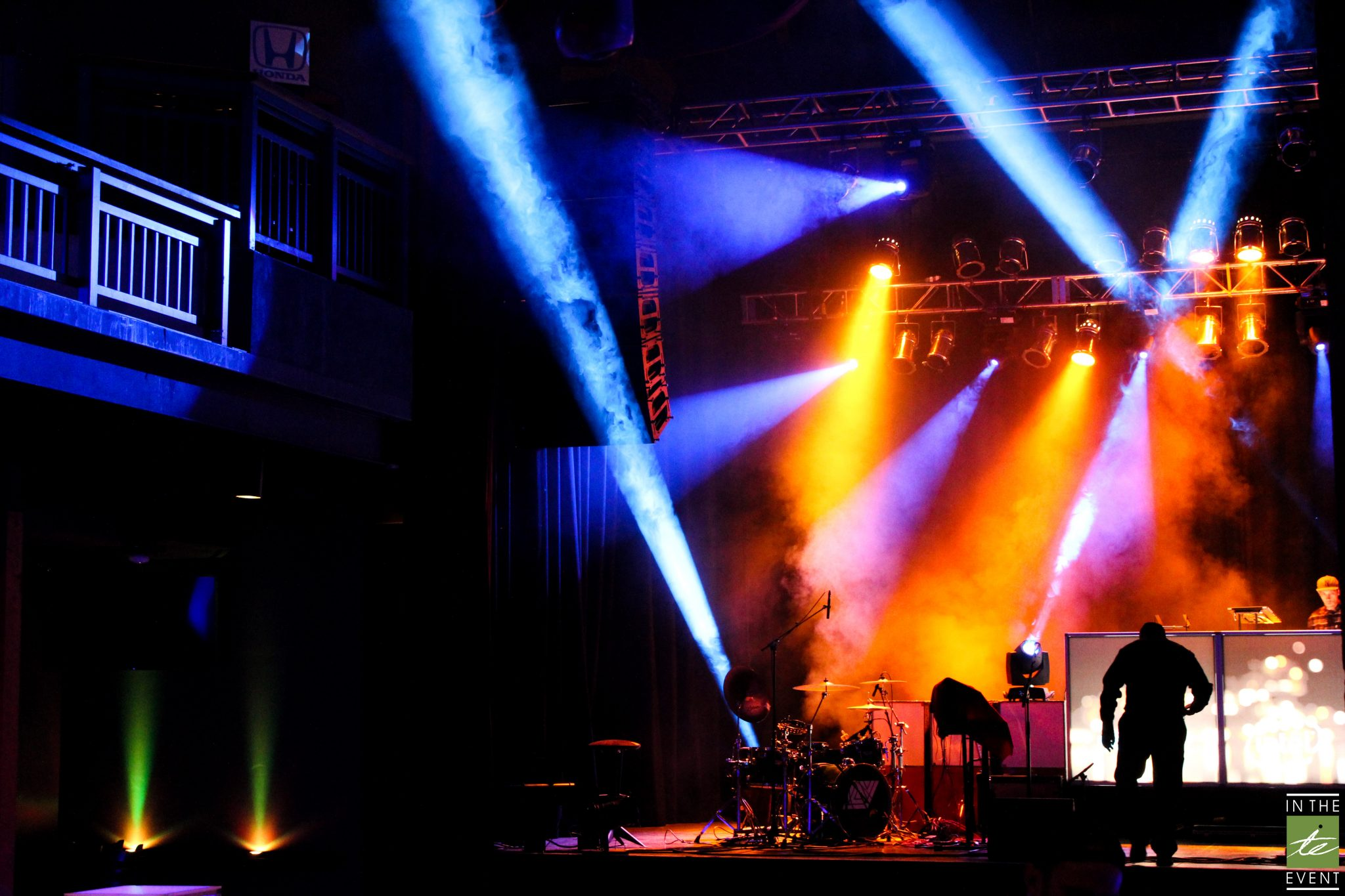 In The Event | Professional Lighting Design