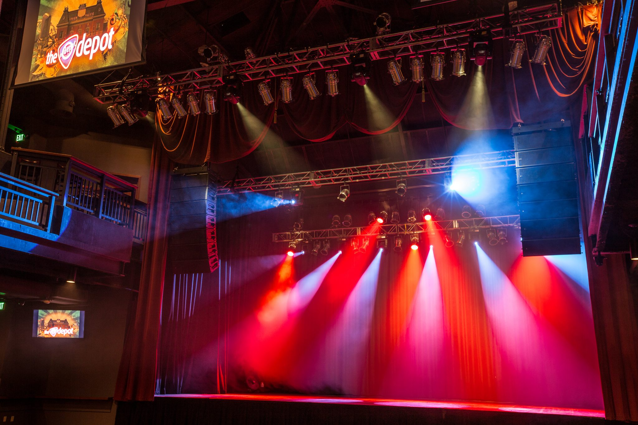 In The Event | Professional Lighting at The Depot