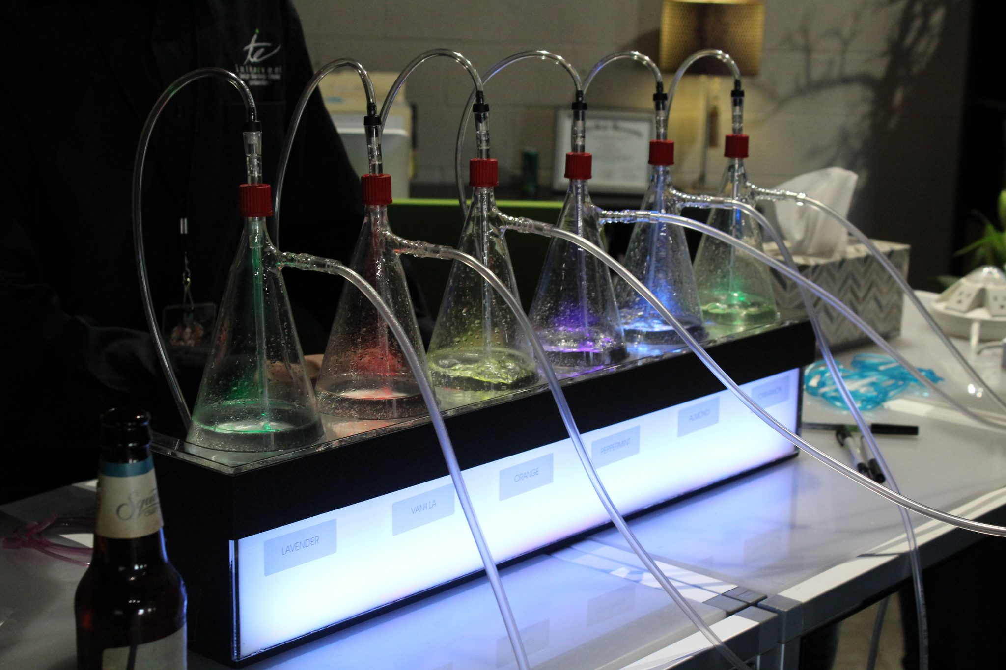 In The Event | Oxygen Bar Rental