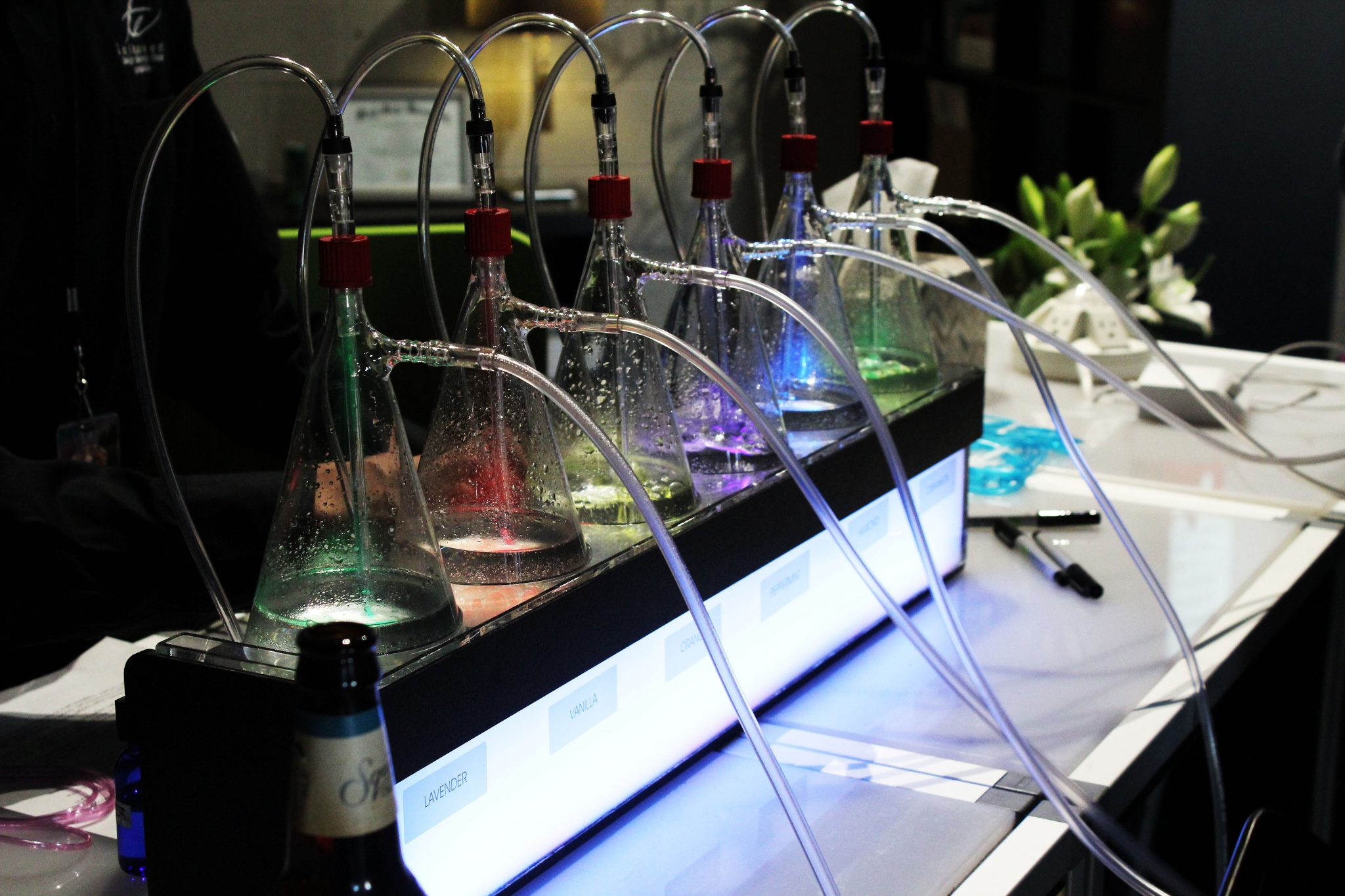 Event Rental | Oxygen Bar Equipment