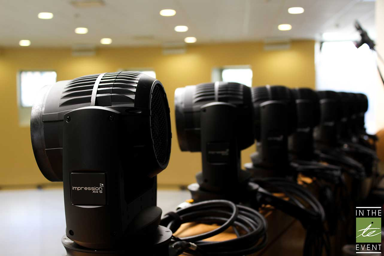 A/V equipment rentals for churches