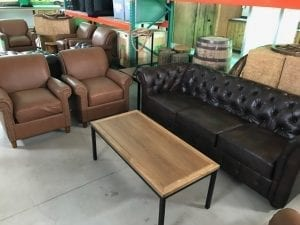 Wyoming Event Couches