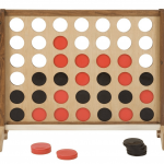 Event Rentals | Giant Connect Four party games for adults How To Host A Party 101 | Easy Party Games For Adults Giant Connect Four 150x150
