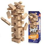 Event Rentals | Giant Jenga party games for adults How To Host A Party 101 | Easy Party Games For Adults Giant Jenga 150x150