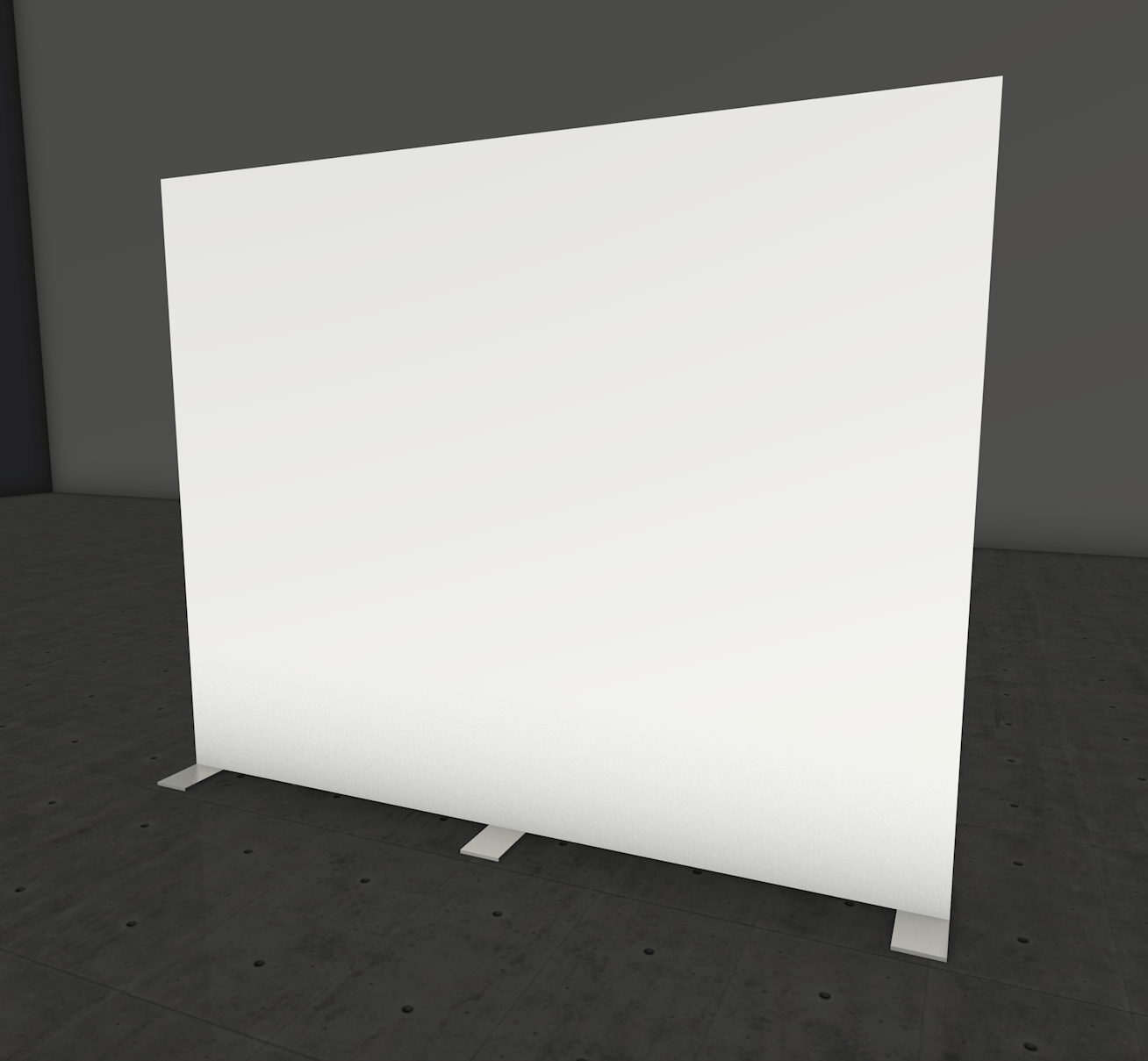 Event Rentals | White Spandex Wall