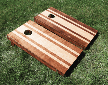 Event Rentals | Wood CornHole