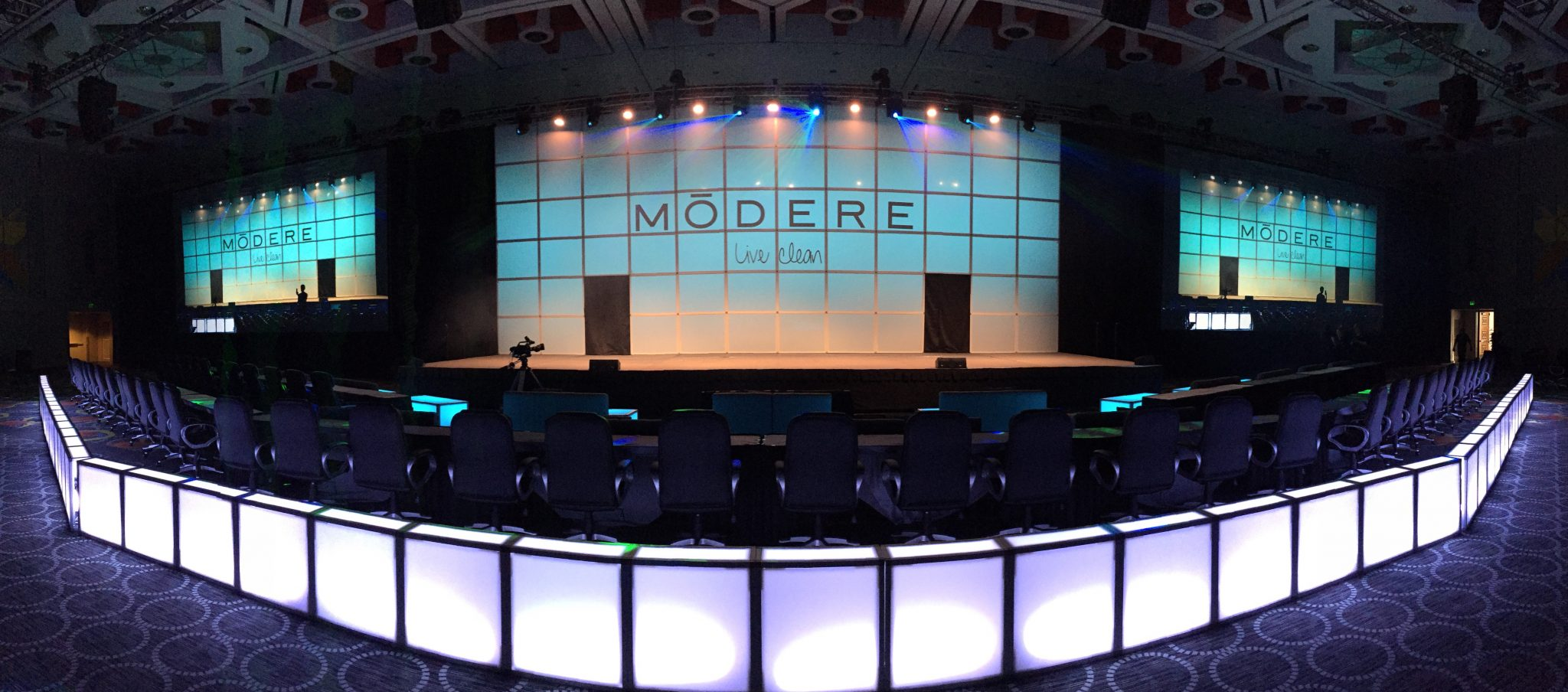 In The Event™ | Stage Design