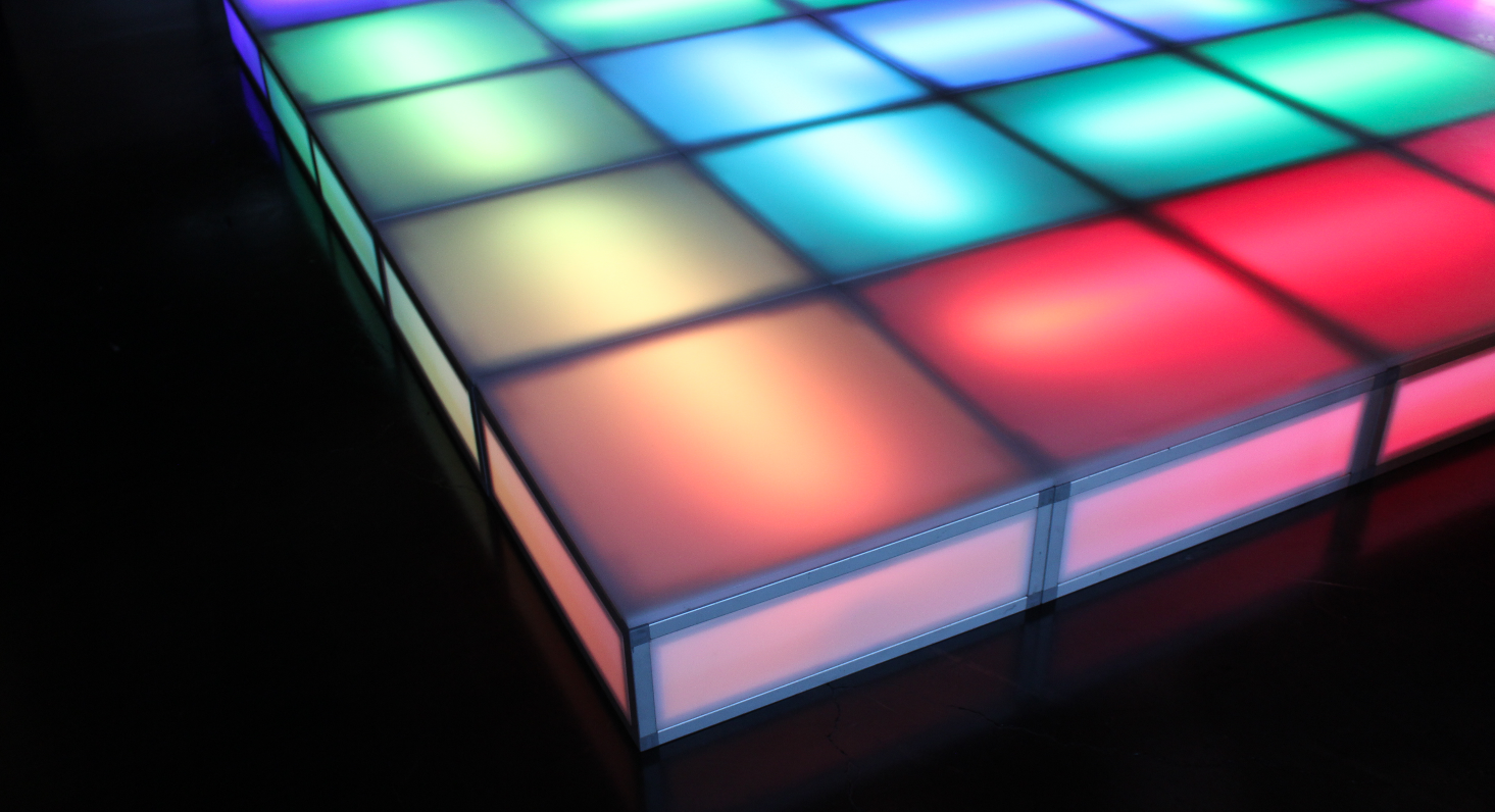 led floor | Marketing Events