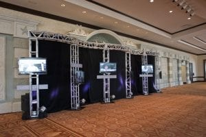 In The Event | Favorite Events  10 Year Anniversary | Our Favorite Events 090509FourLifeSignage014 300x200